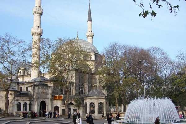 مسجد السلطان ايوب