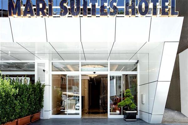 فندق ماري سويت