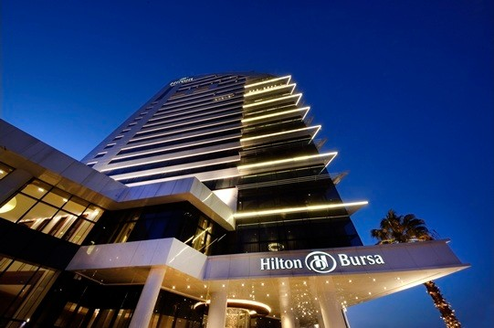 Hilton Bursa Convention Center and Spa