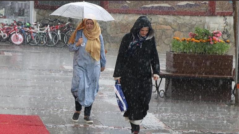 بيان الارصاد الجوية ليوم الثلاثاء لهذه الولايات بتركيا